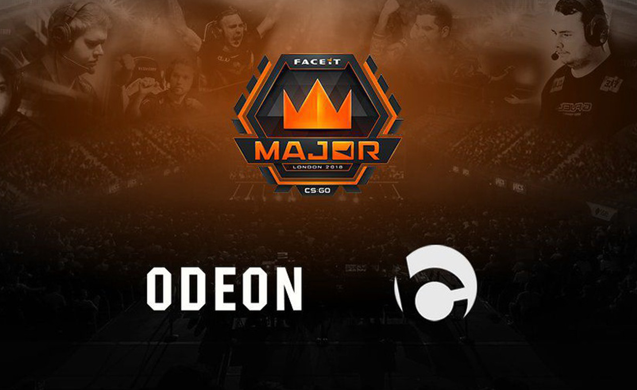 FACEIT ODEON esports