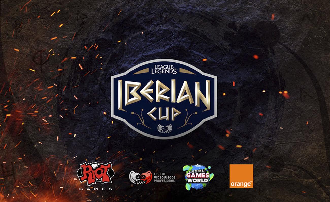 LVP y Riot Games hacen oficial Iberian Cup, torneo League of Legends con equipos de España y Portugal