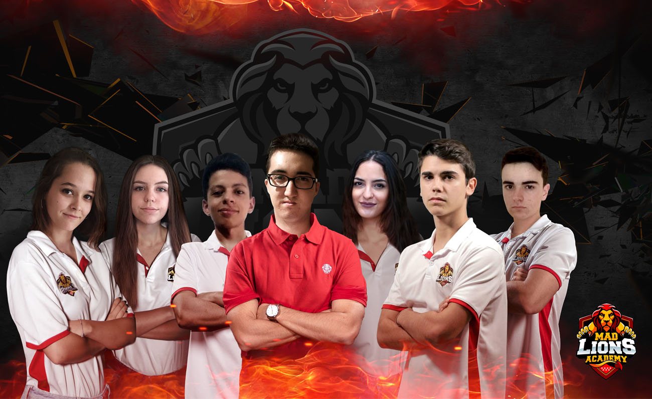 MAD Lions E.C. Clash Royale, esports