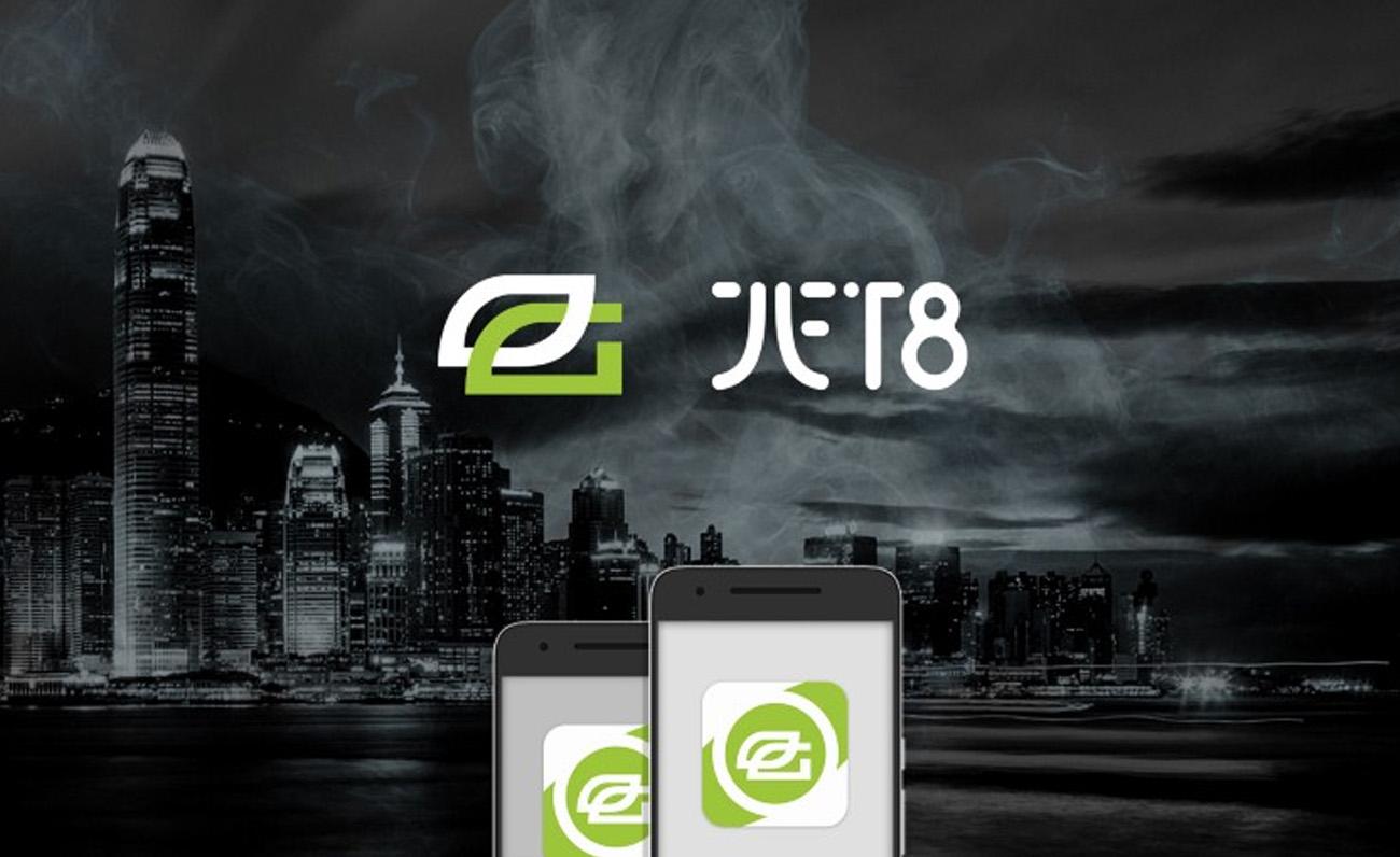 Optic Gaming sigue apostando por la tecnología y lanza su Optic Snap App en colaboración con JET8