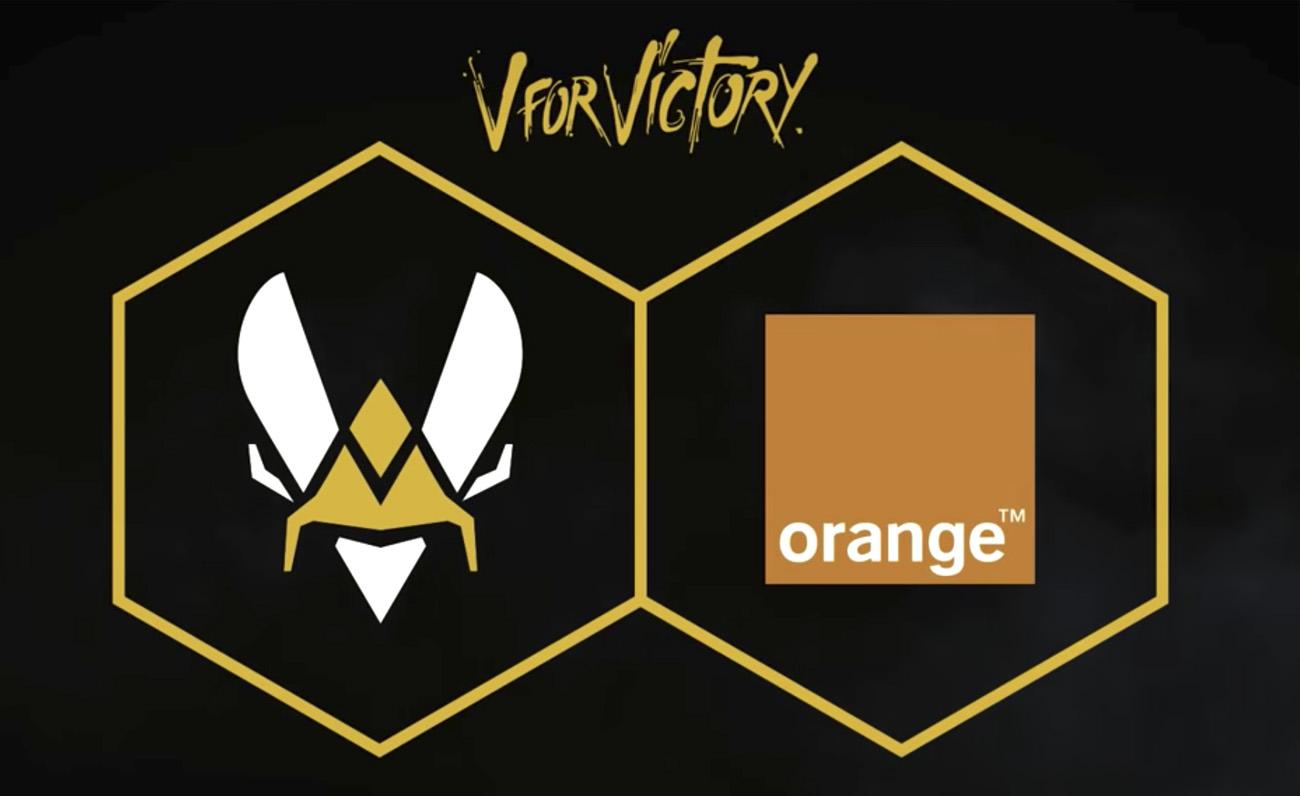 Team Vitality anuncia su asociación con la compañía de telecomunicaciones Orange