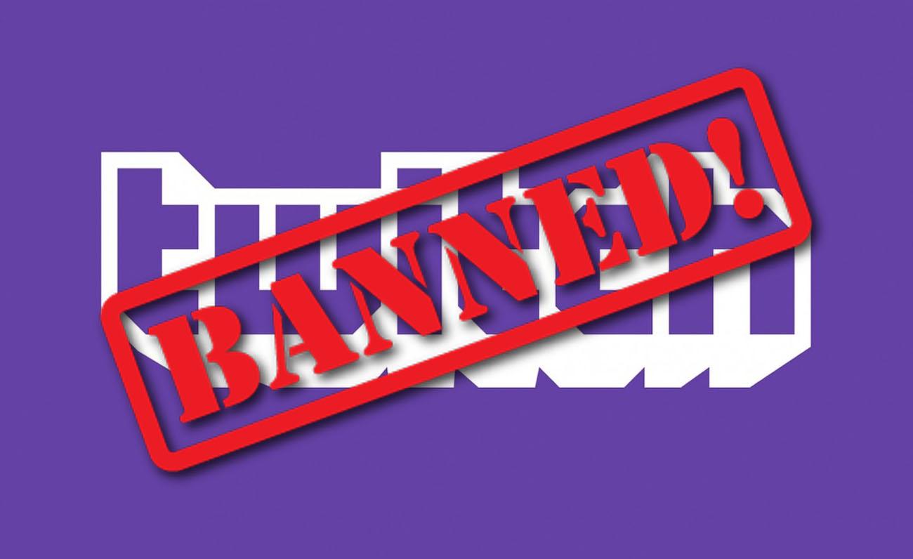 Twitch Banned China esports