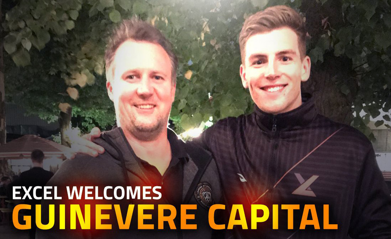 exceL Esports atrae la inversión del grupo  Guinevere Capital para lograr nuevas metas en su organización