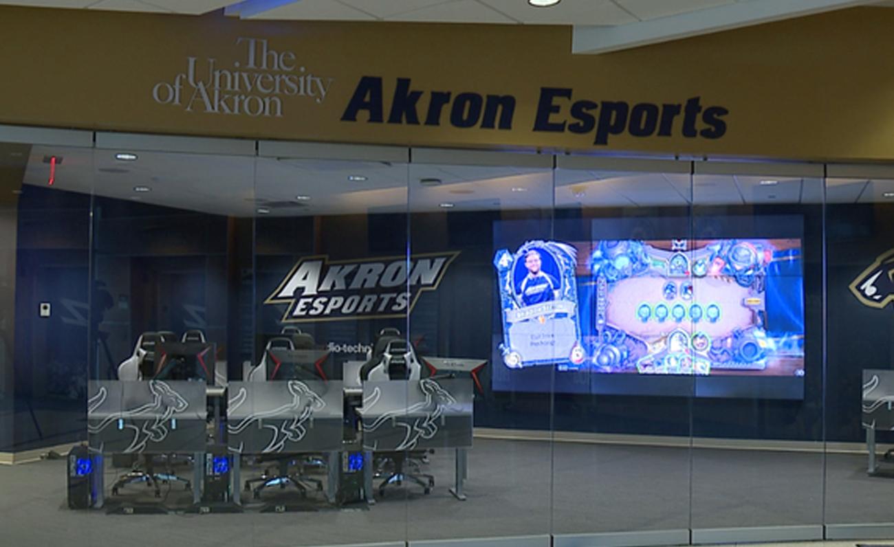 Akron esports