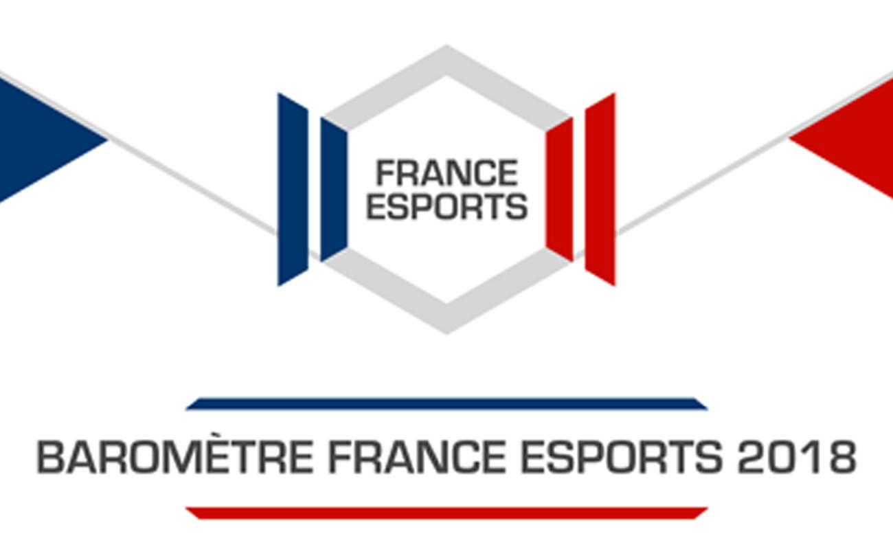 La Agencia Francesa para el Videojuego lanza un informe de esports con resultados atípicos