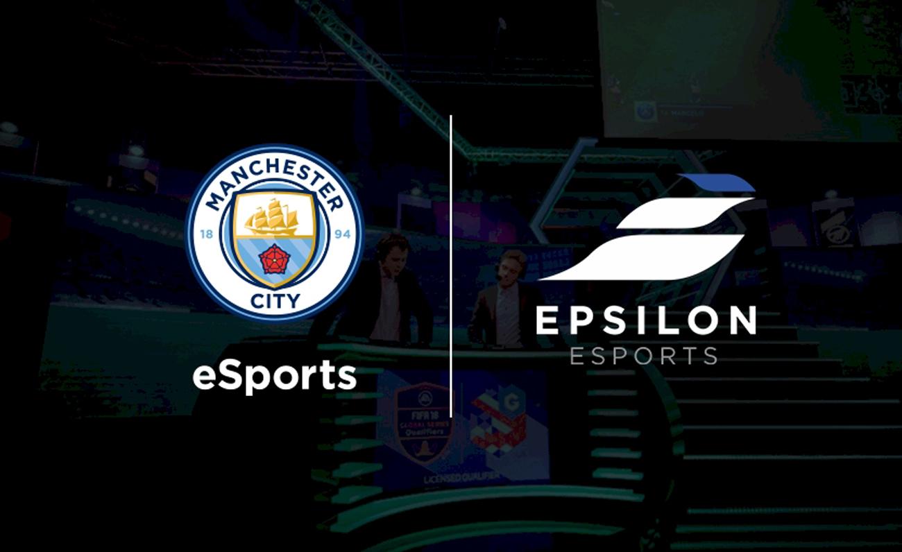 Manchester City Epsilon esports