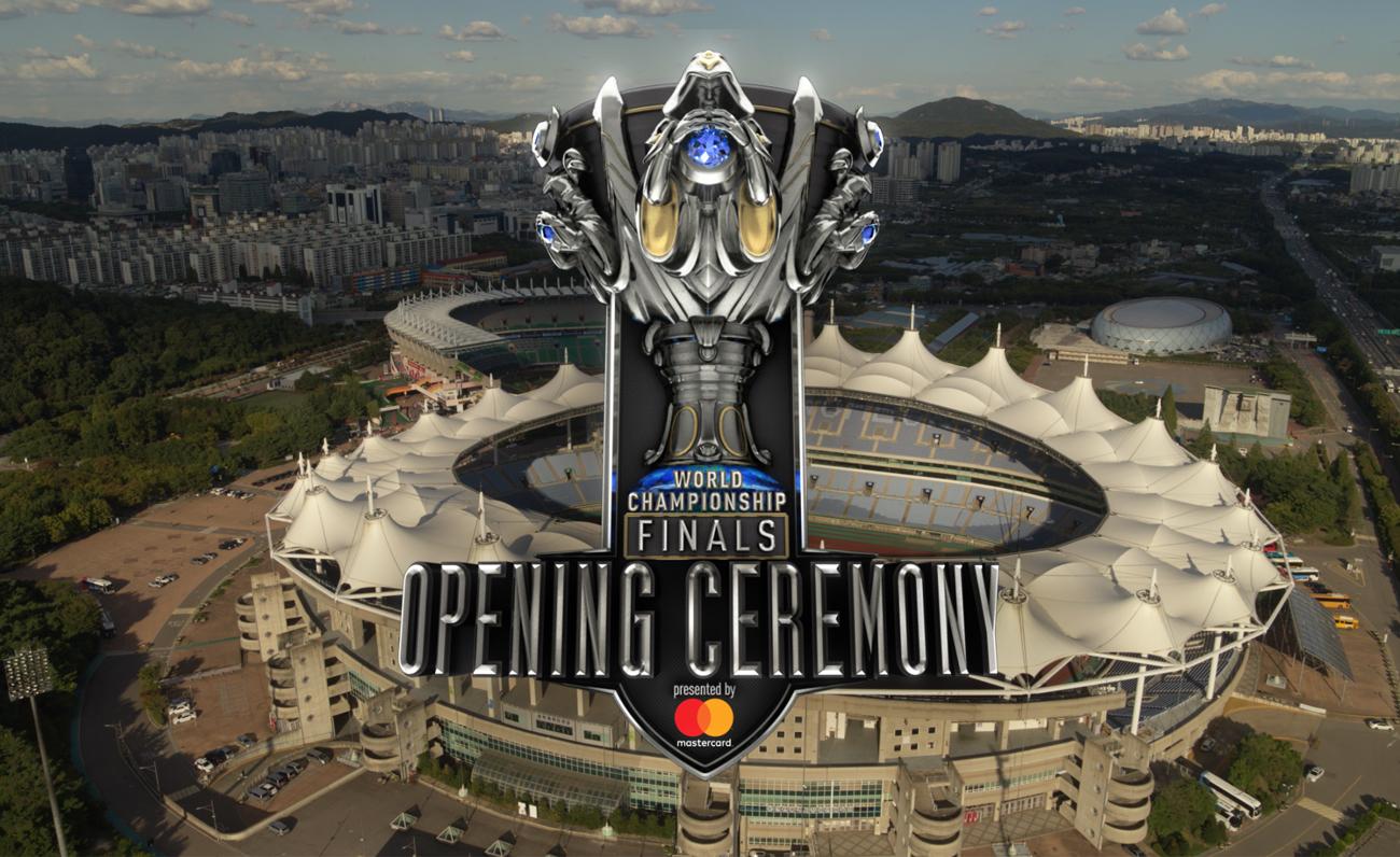 Mastercard World Championships LoL