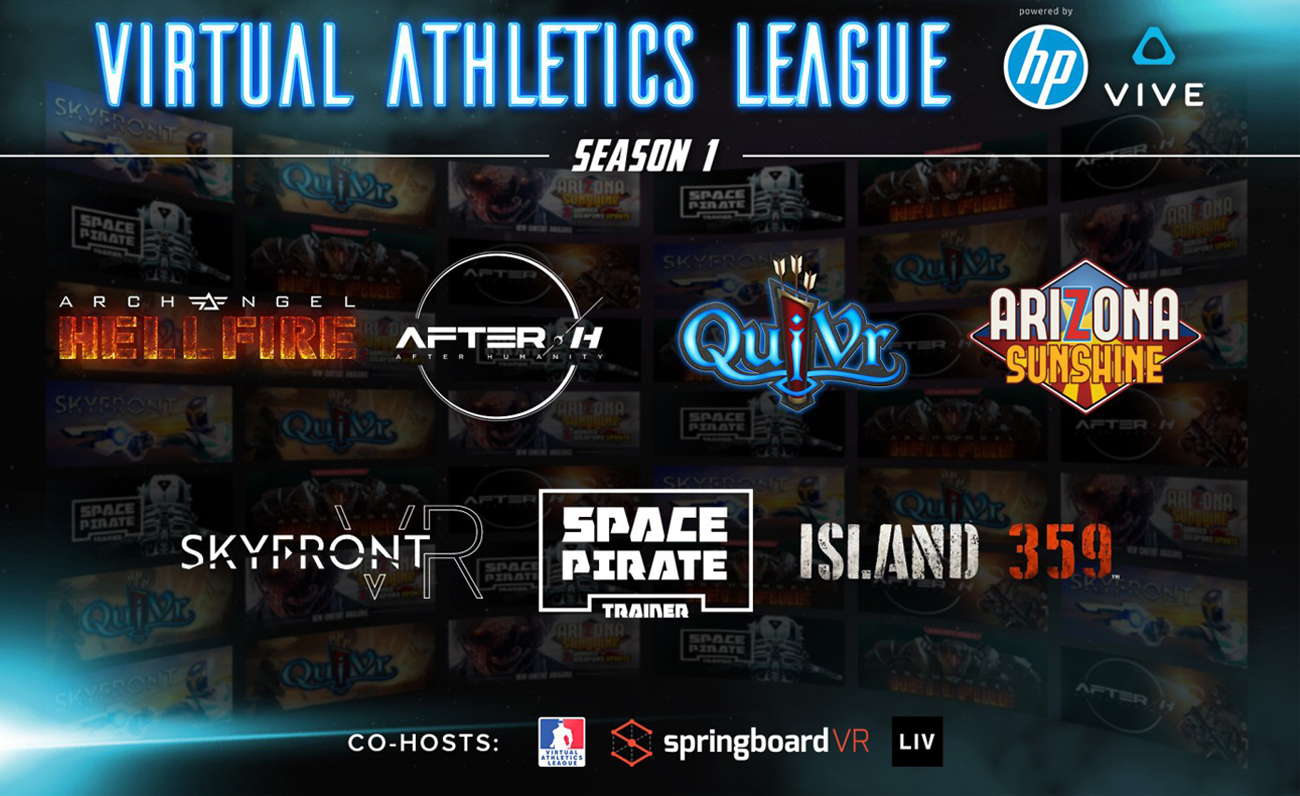 Virtual Athletics League esports