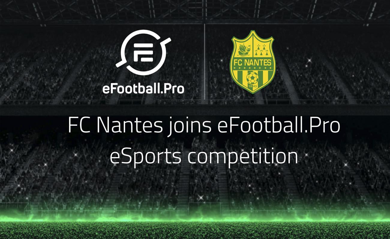 FC Nantes eFootball.Pro