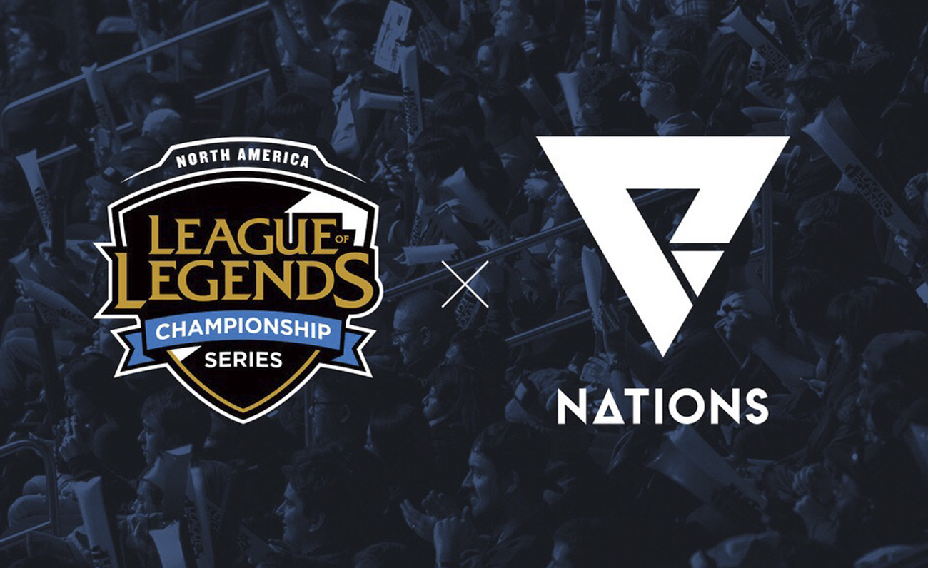 Acuerdos en NA LCS y EU LCS; Riot se asocia con We Are Nations y North con Challengermode
