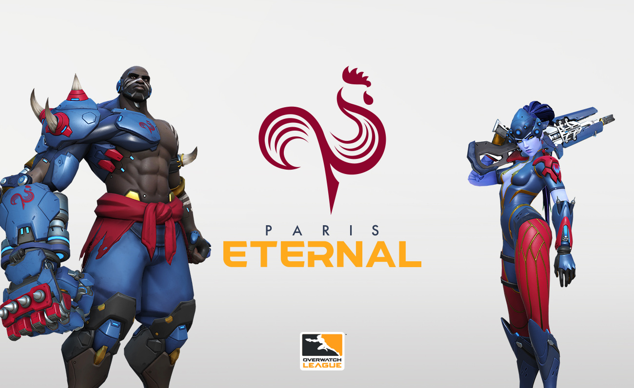 Paris Eternal OWL