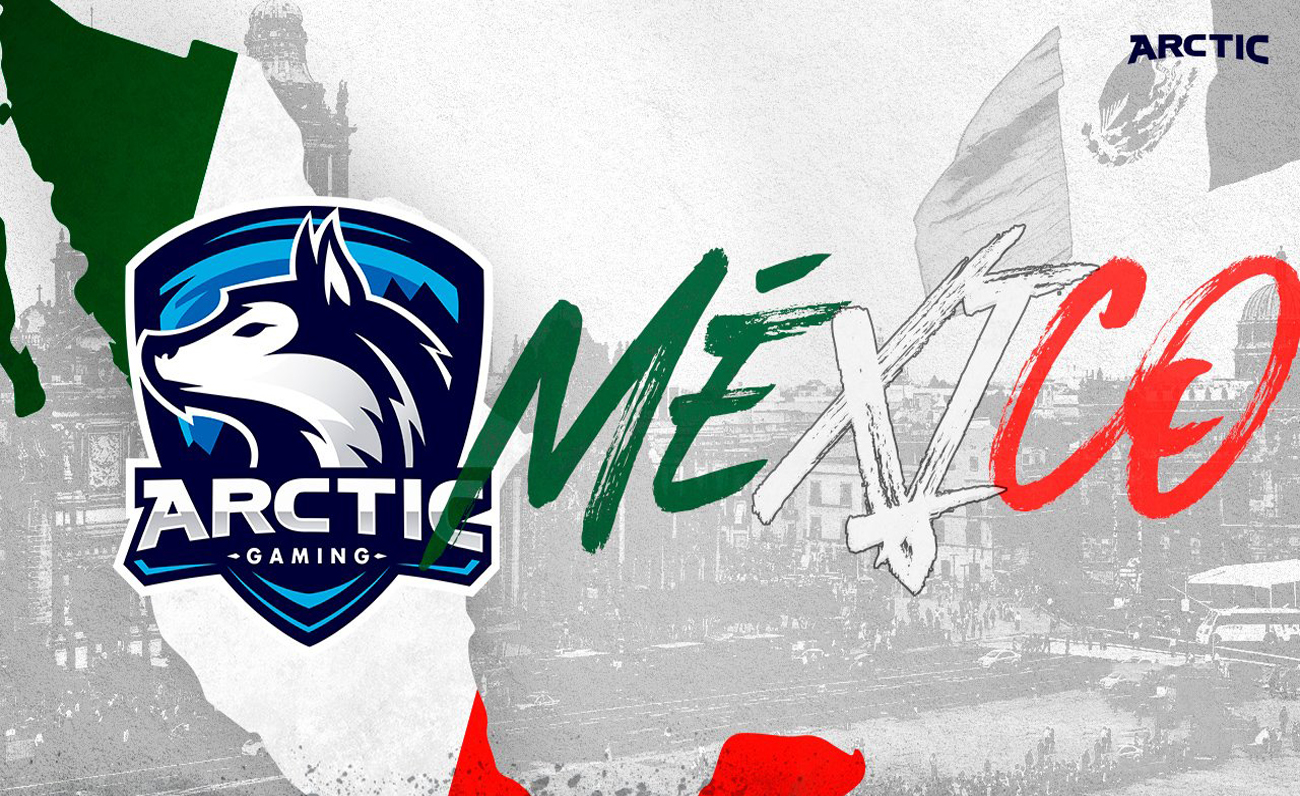Arctic Gaming Mexico