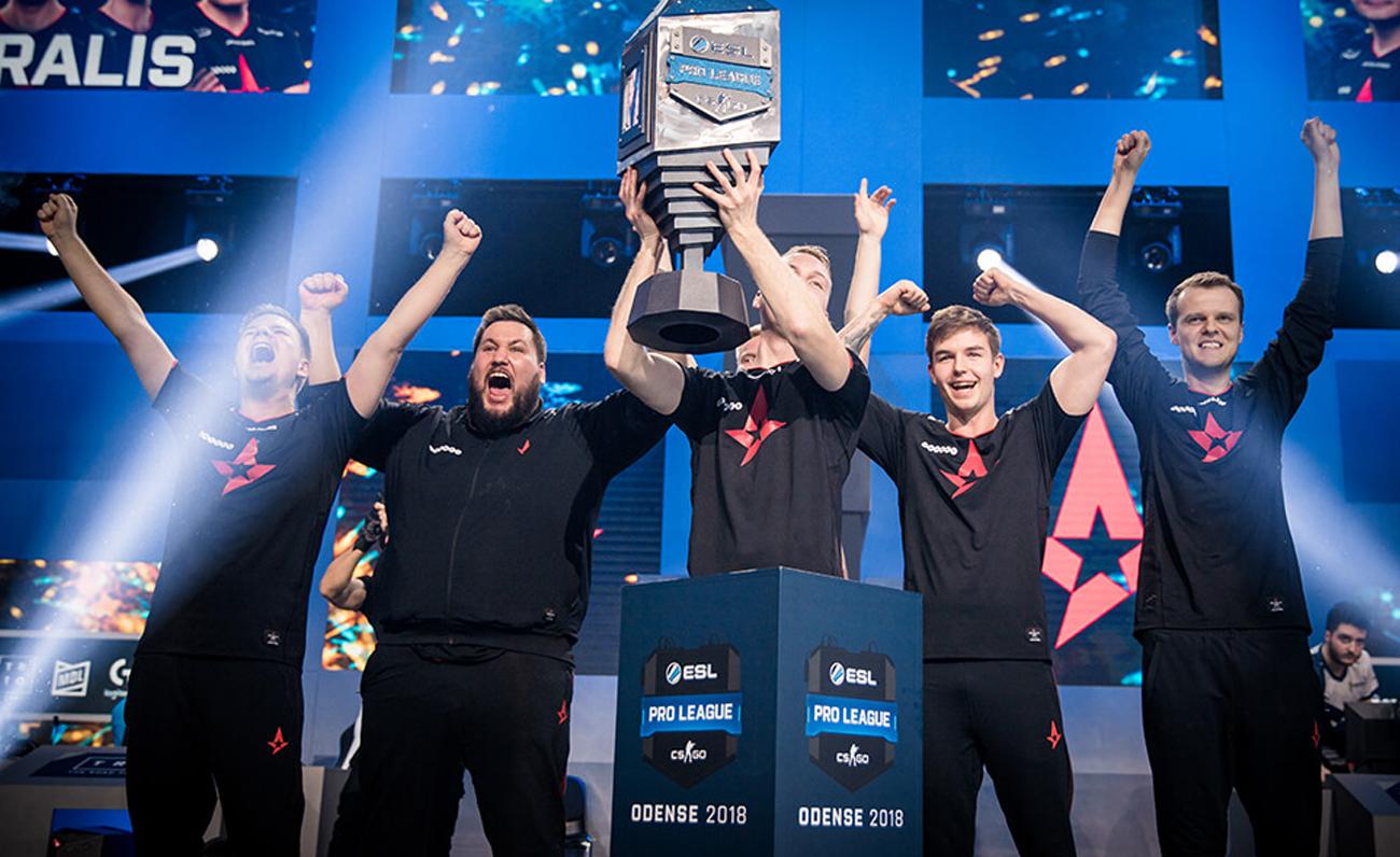 Astralis Intel Grand Slam
