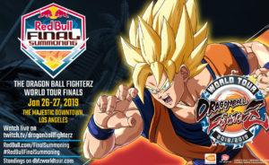 Red Bull Esports ayudará a poner el broche de oro a la temporada competitiva de Dragon Ball FighterZ