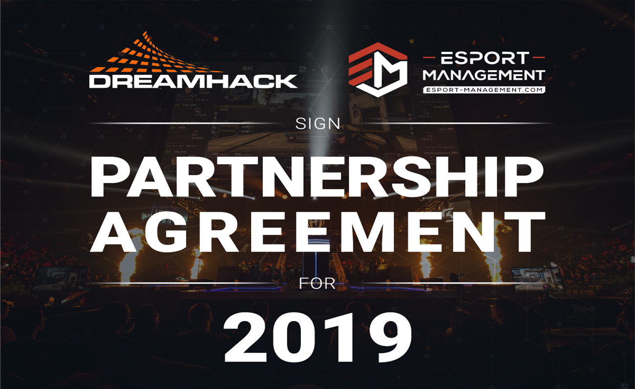 DreamHack Esport-Management