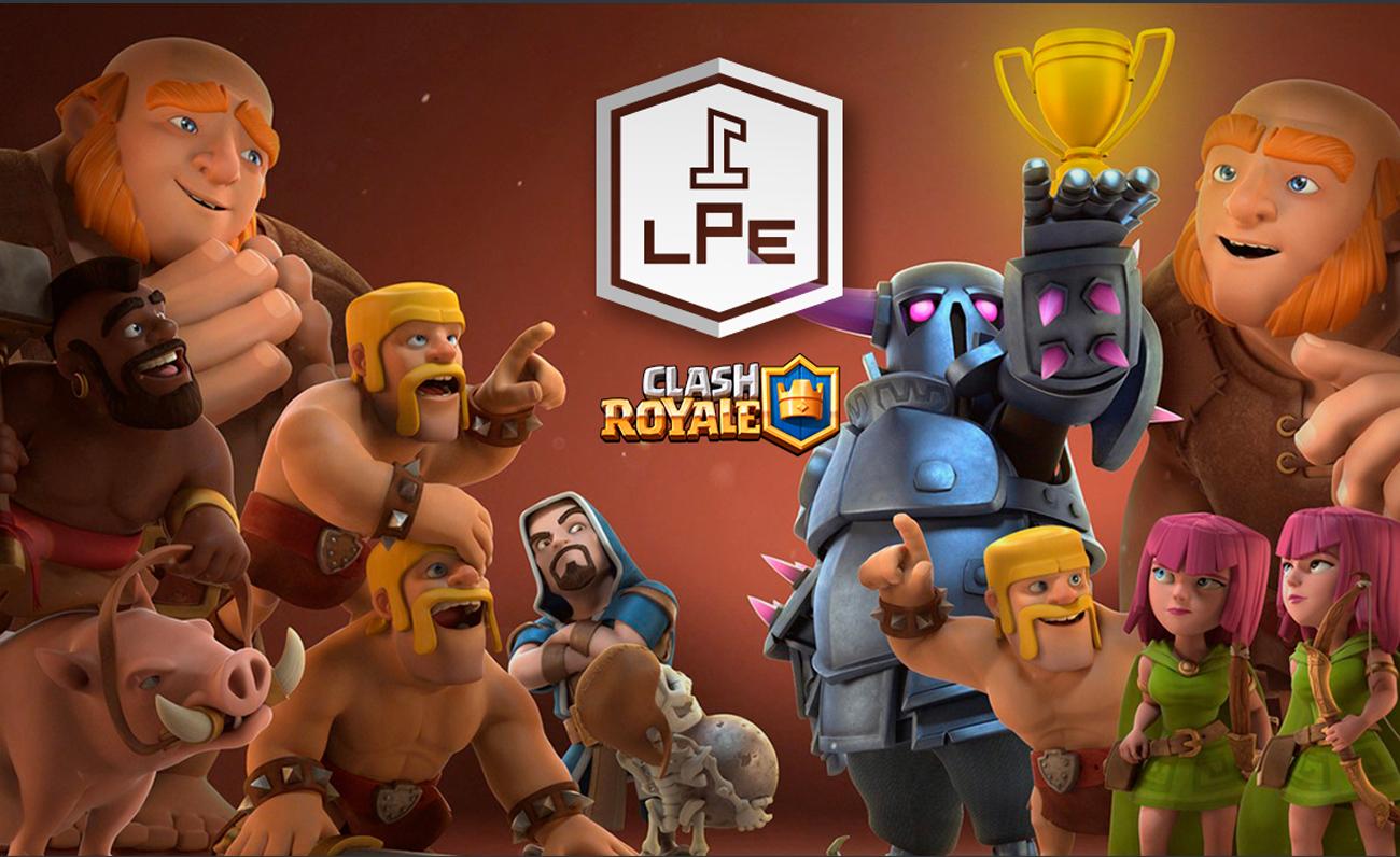 LPE Clash Royale