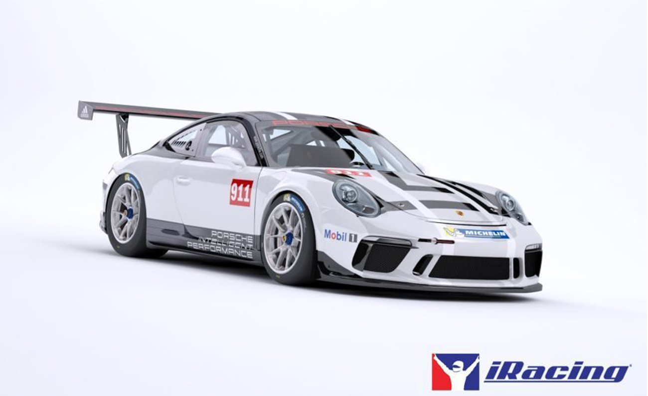 Porsche iRacing