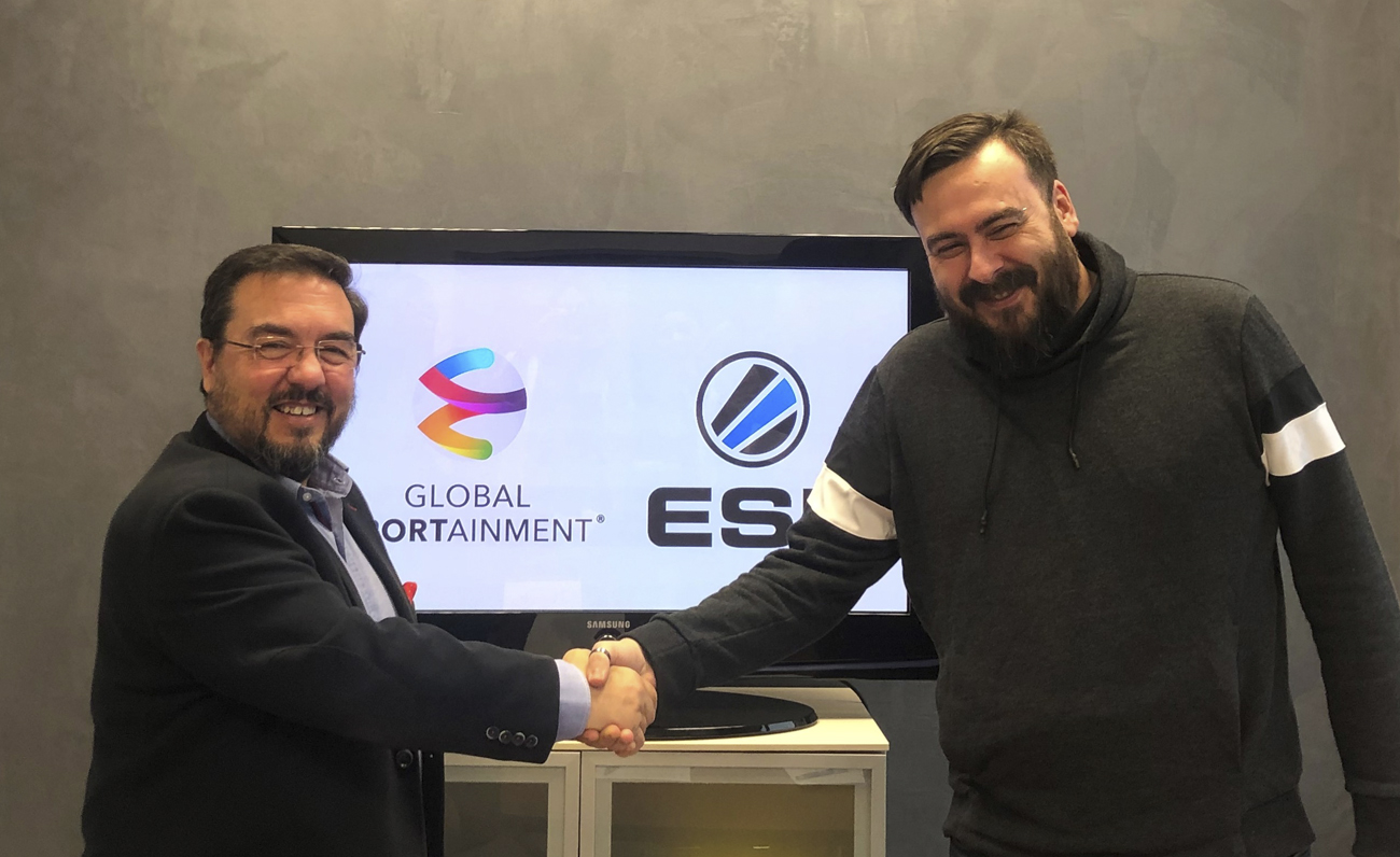 ESL y Global Esports Summit firman un acuerdo por el que ESL será Corporate Partner del evento