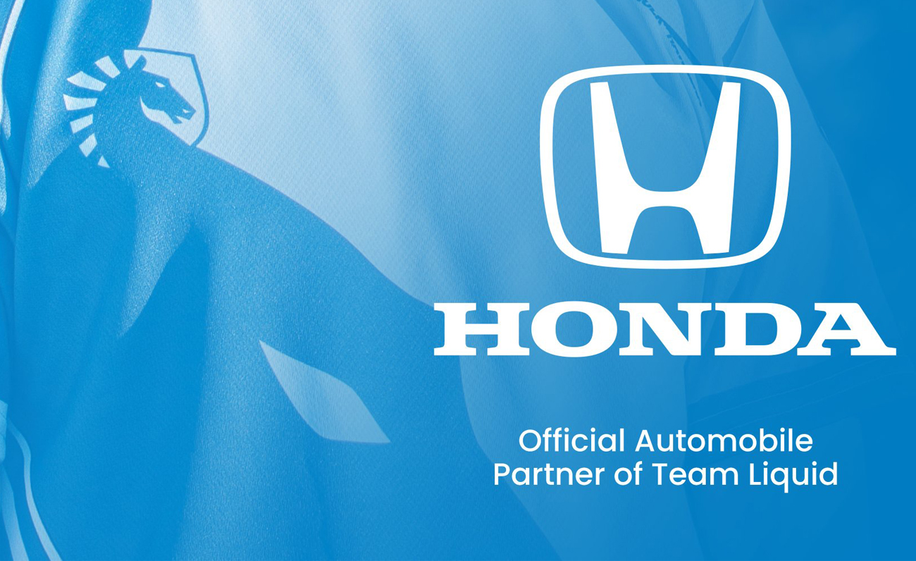 HONDA TEAM LIQUID
