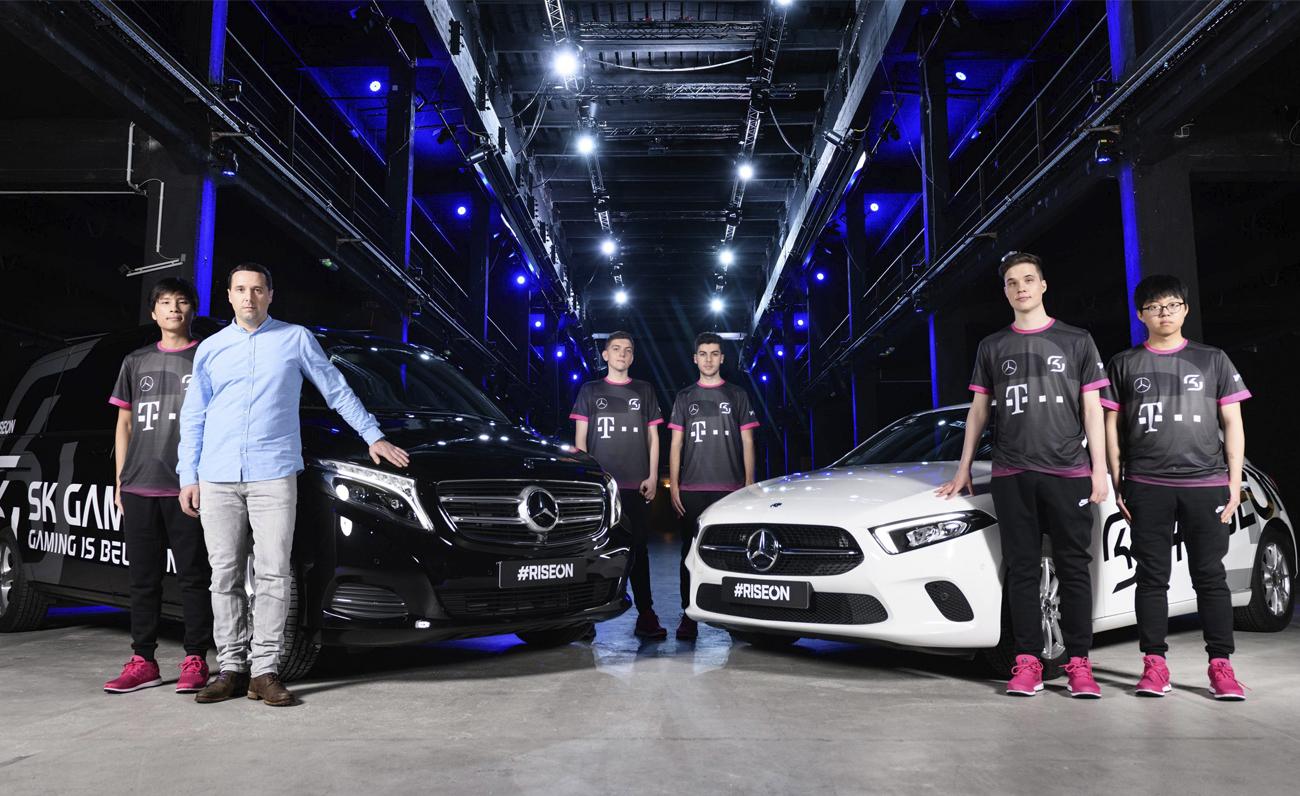 Mercedes SK Gaming