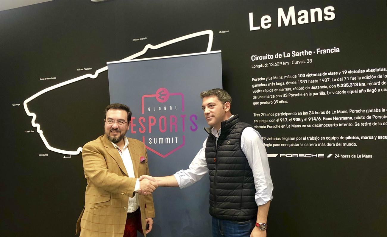 Global Esports Summit (GES 19) presenta a Porsche como Conference Partner para el evento