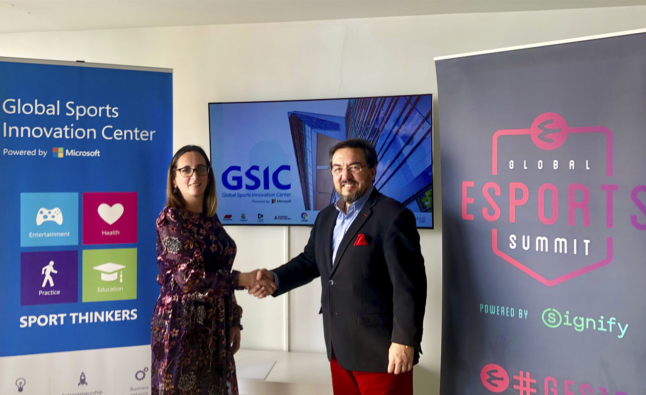 Global Sports Innovation Center conectará la industria del deporte con la innovación en GES 19