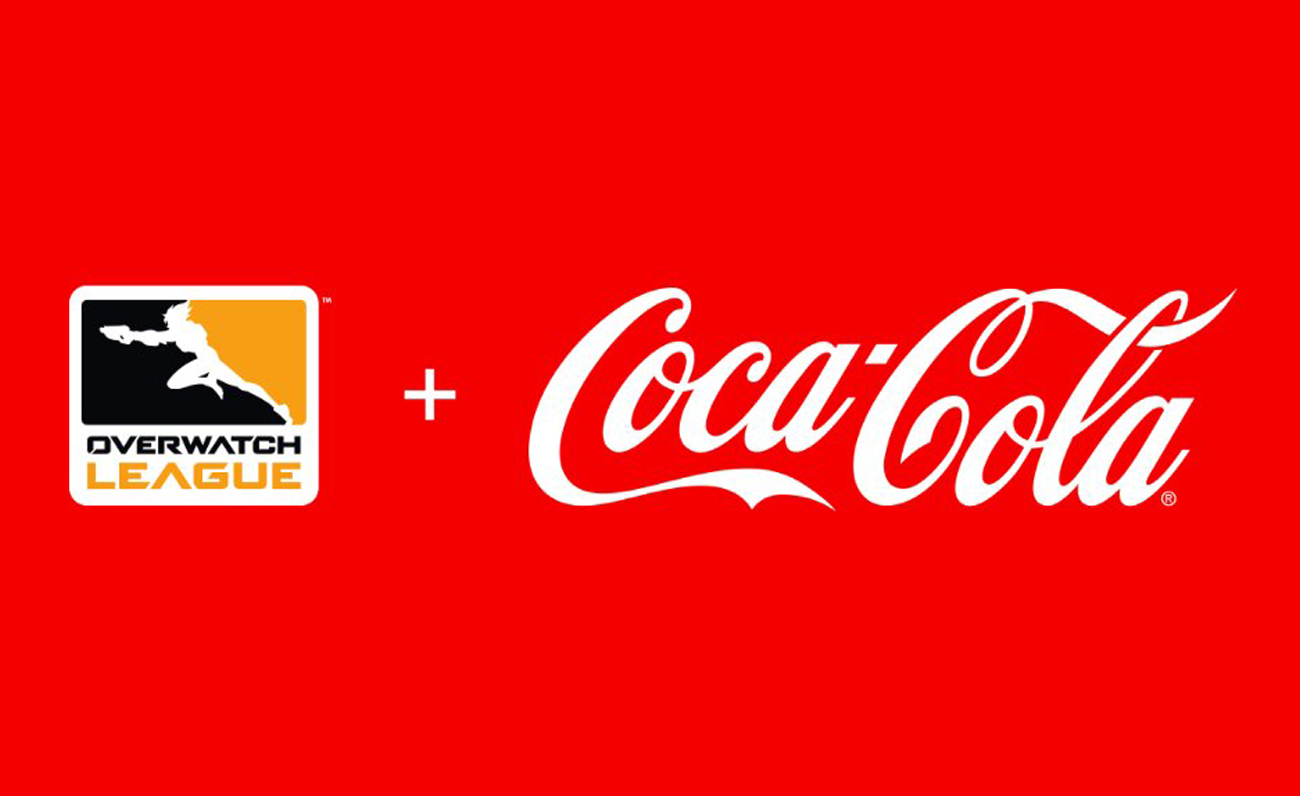 Overwatch League CocaCola