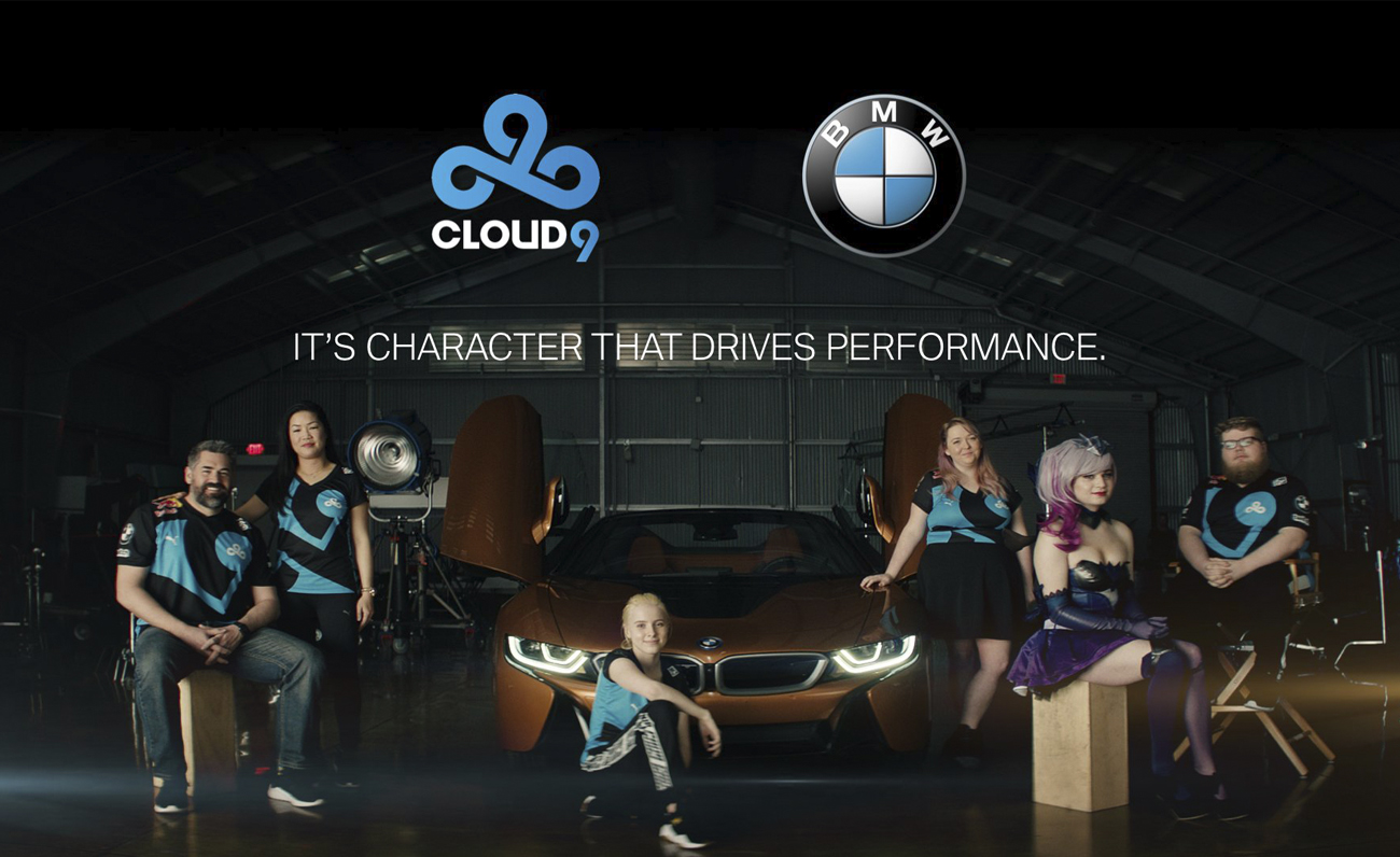 BMW Cloud9
