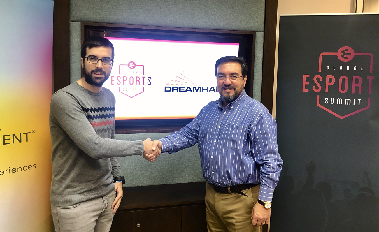 DreamHack firma como Corporate Partner de Global Esports Summit (GES 19)