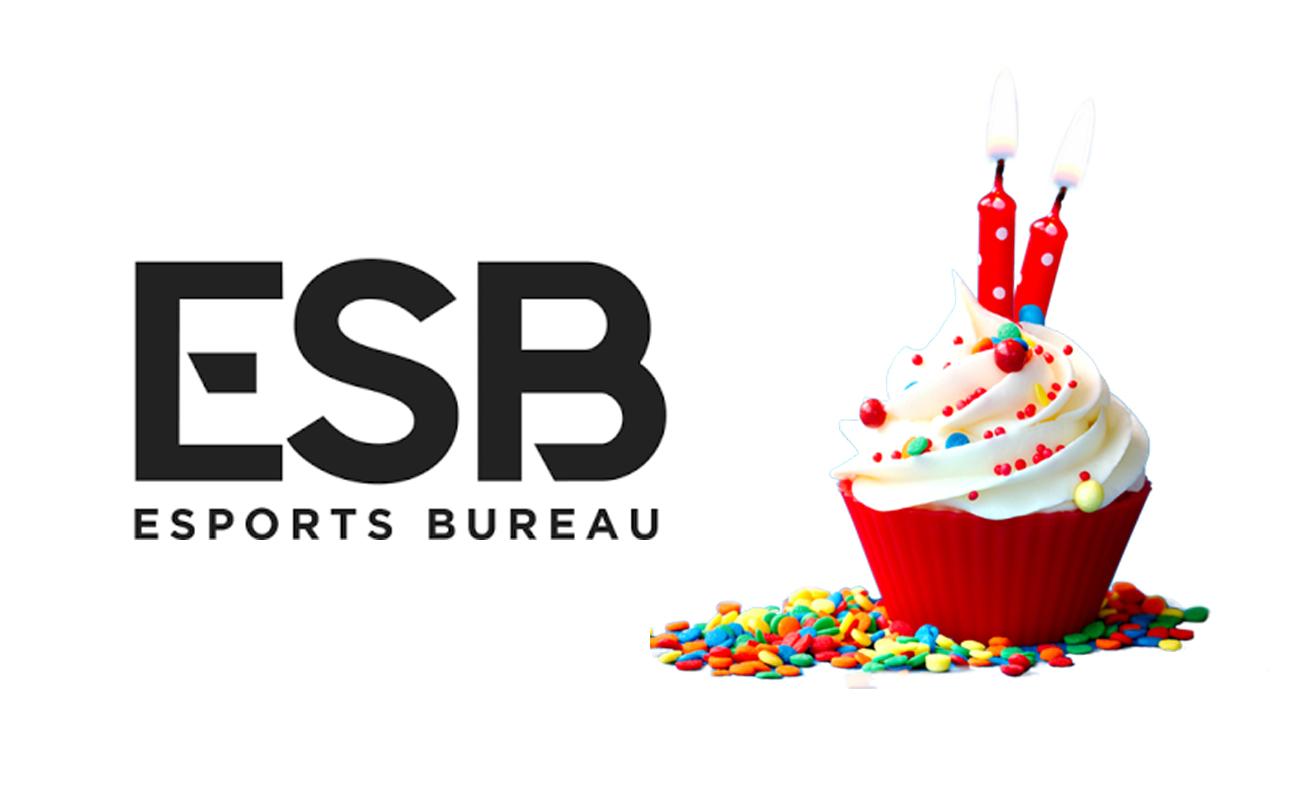 Esports Bureau Aniversario