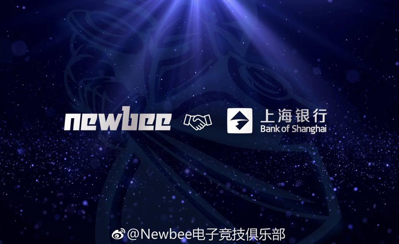 Newbee Shanghai bank