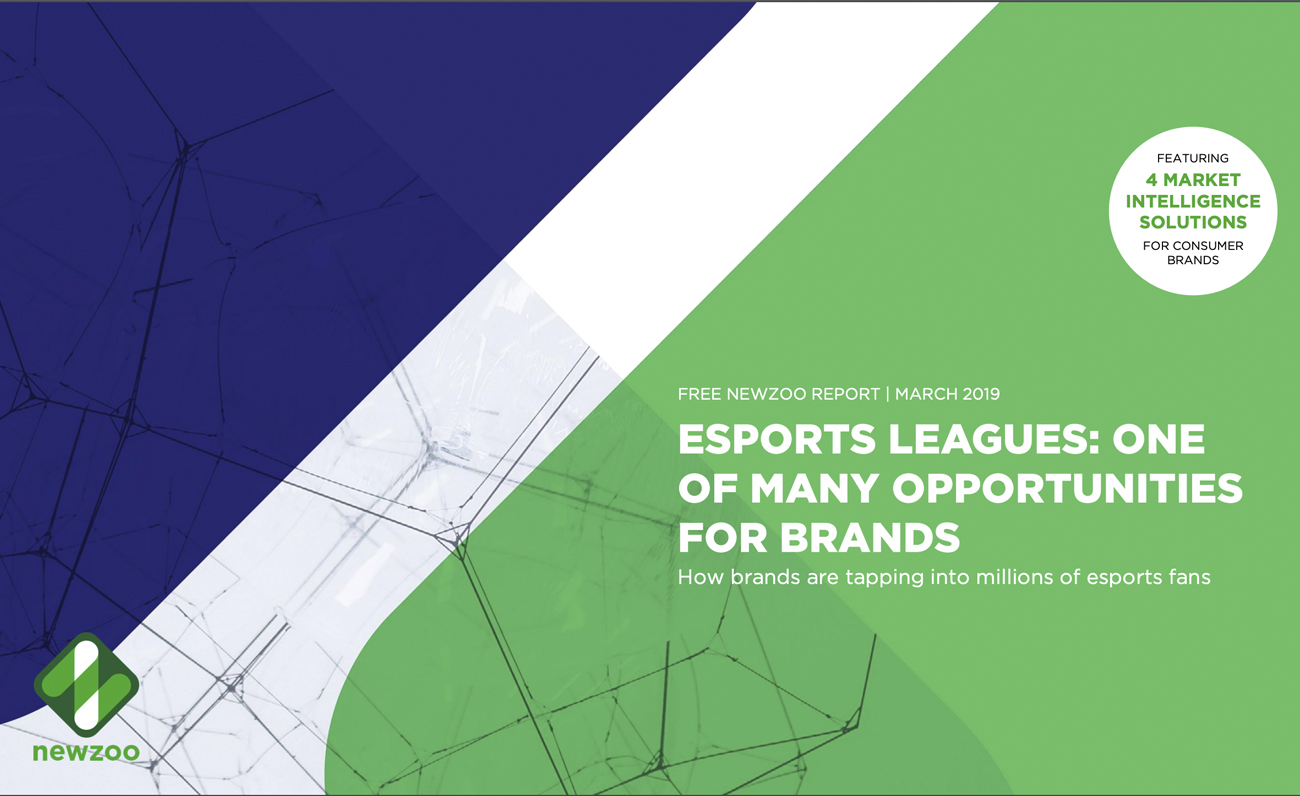 Newzoo Marcas Ligas Esports