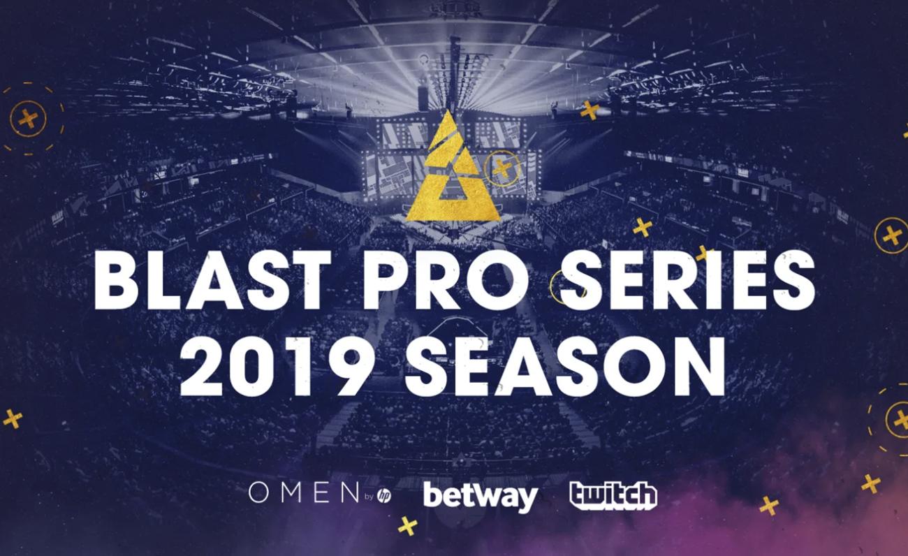BLAST Pro Series Season 2019