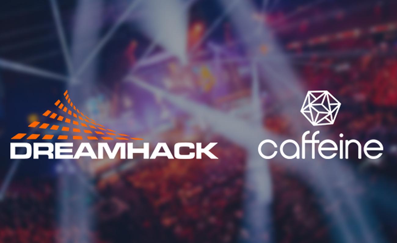 DreamHack Caffeine
