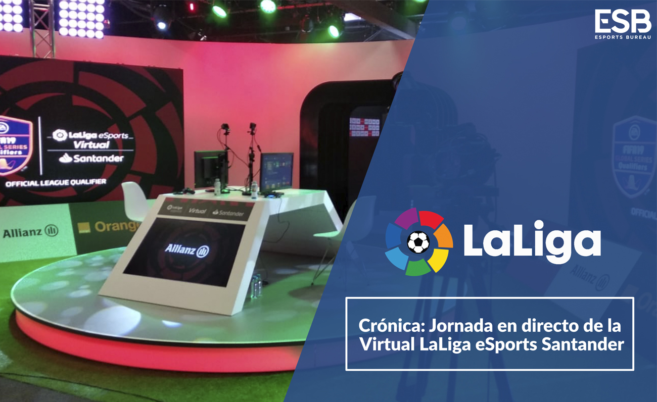Virtual LaLiga eSports