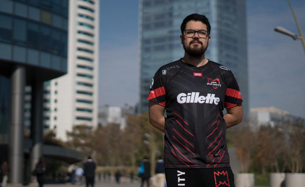 Gillete Infinity Esports
