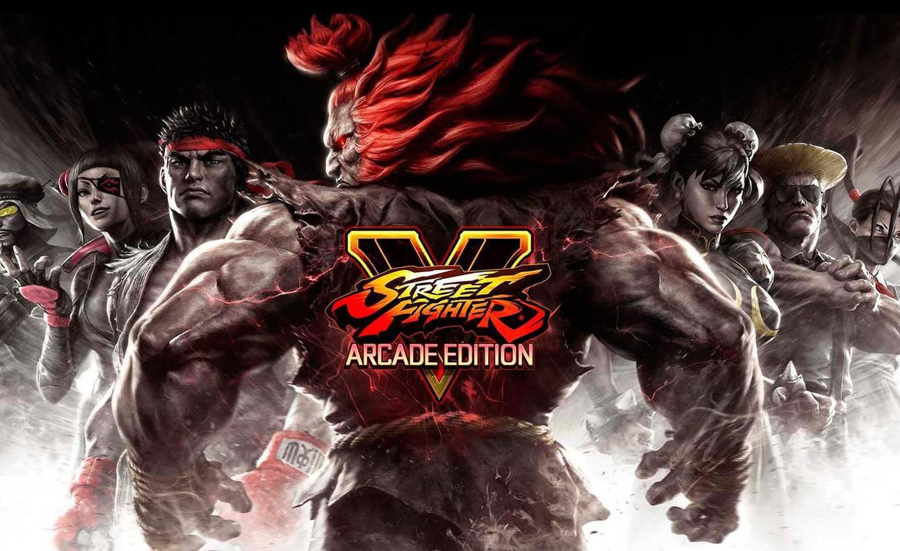 Capcom y Super League Gaming se asocian para crear  STREET FIGHTER LEAGUE: Amateur-US