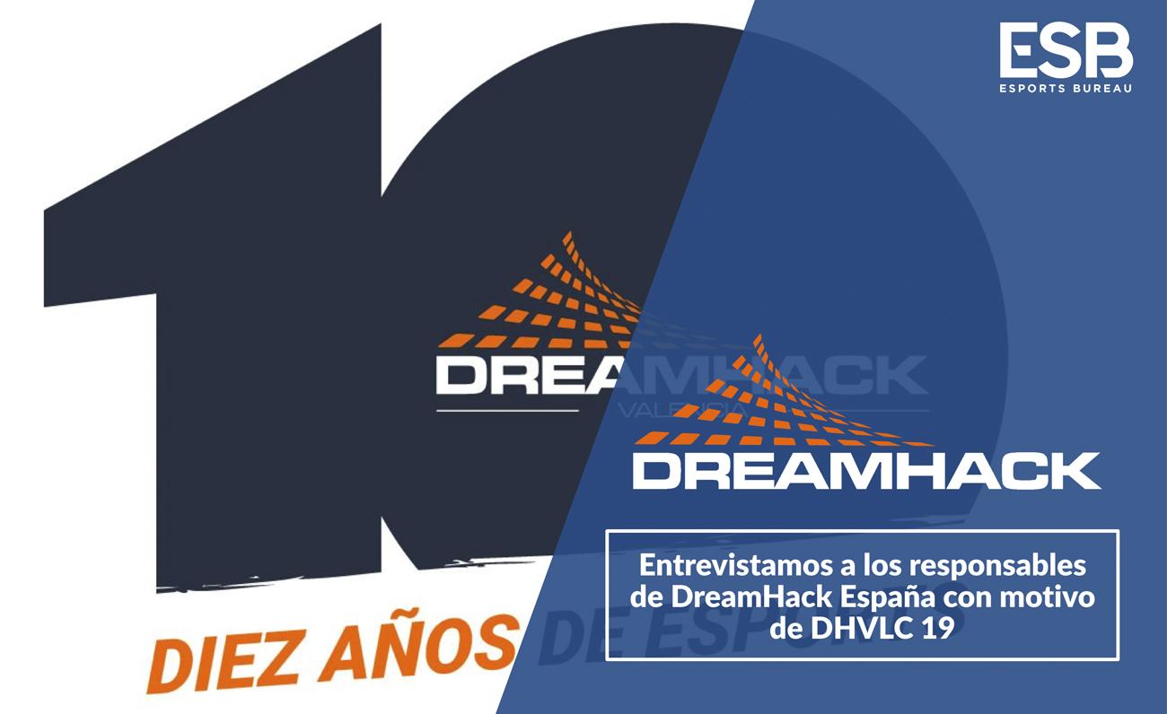 Entrevistamos a los responsables de DreamHack España antes de la inminente Dreamhack Valencia 19