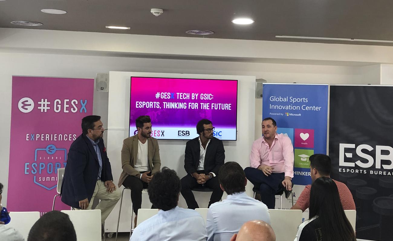 El GESx TECH by GSIC celebrado hoy en Madrid nos da pistas sobre el futuro de la tecnología en esports