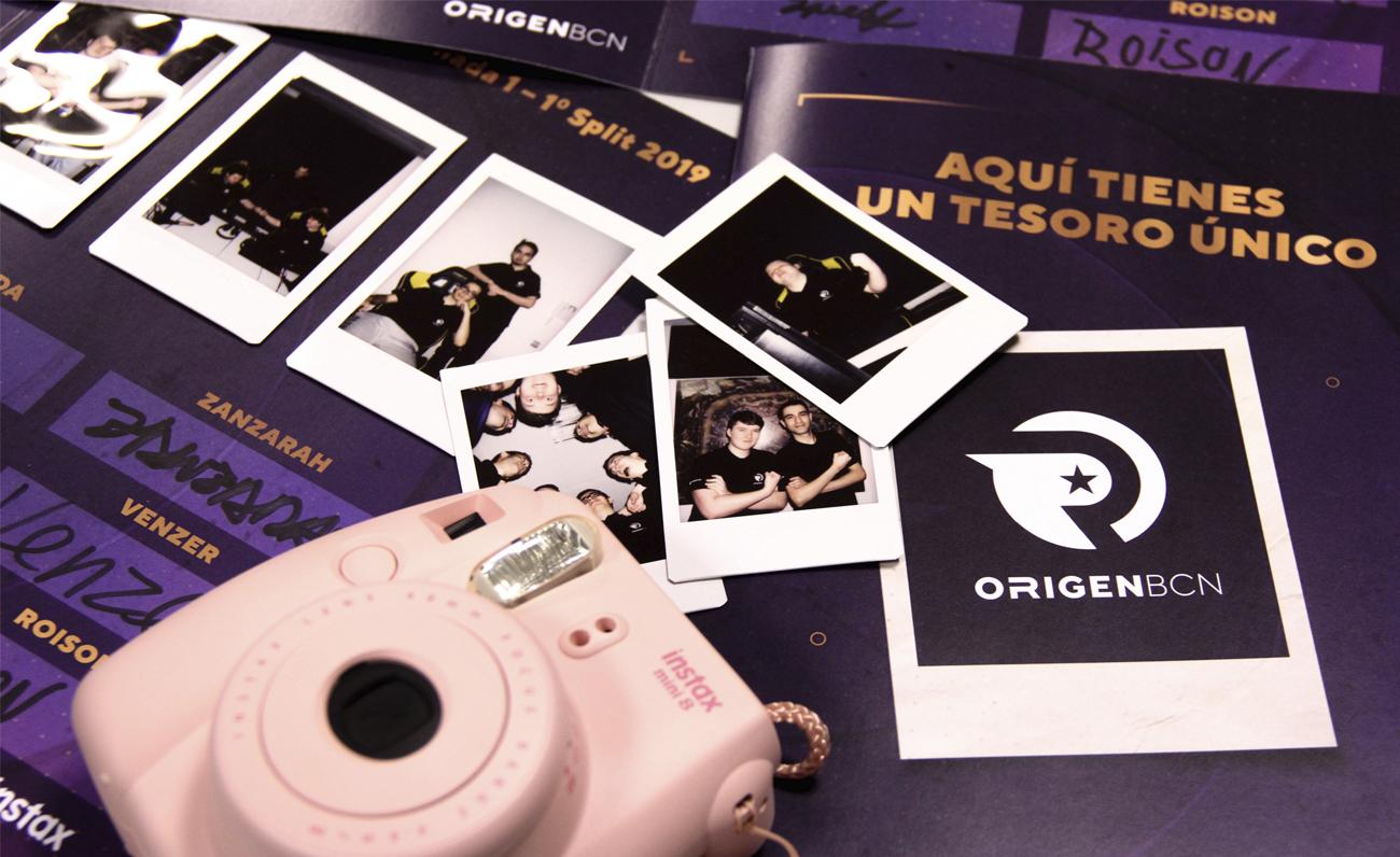 El sector de la fotografía y óptica se acera a los esports con el acuerdo entre Origen BCN y Fujifilm