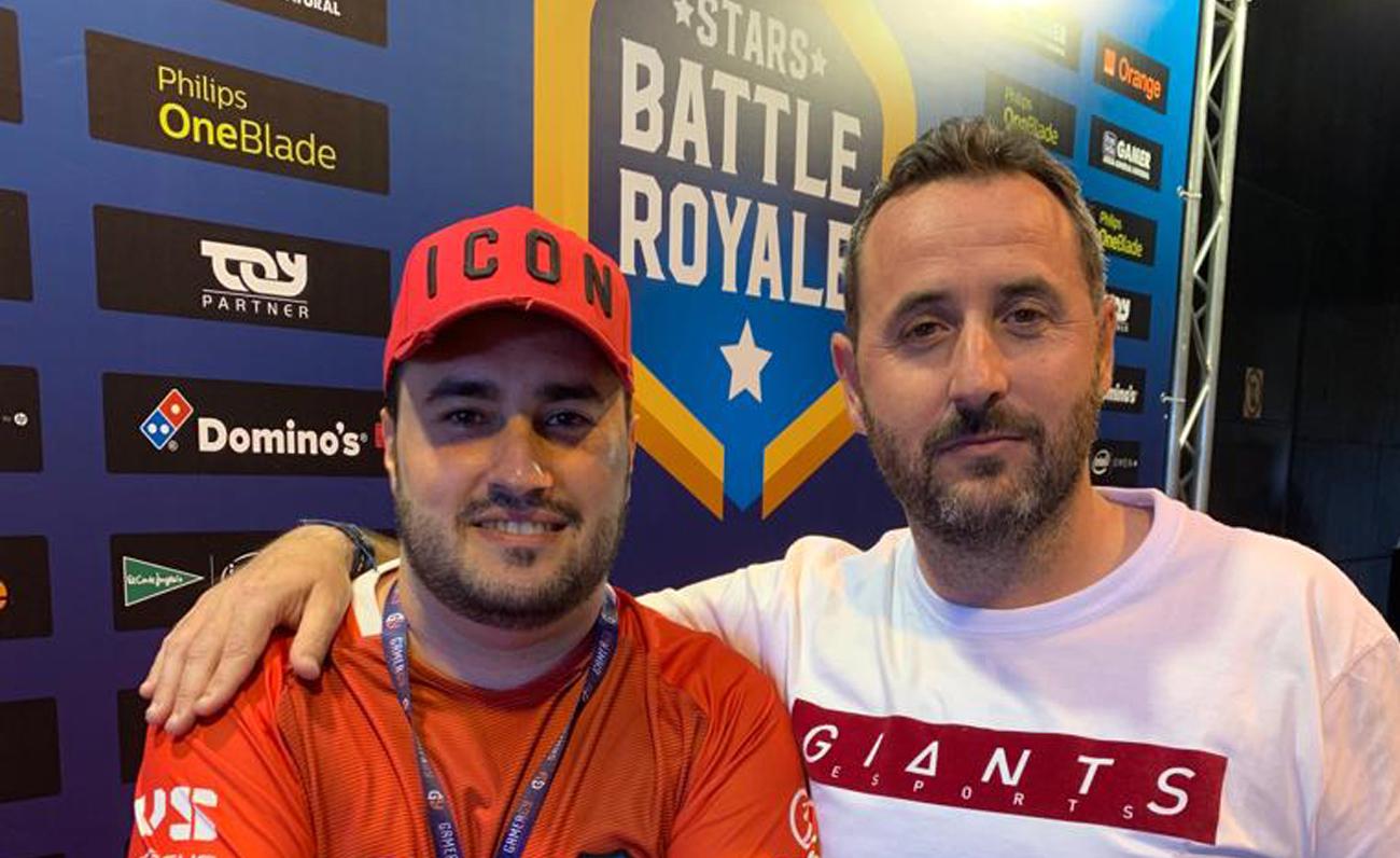 Lolito Fernández se convierte en nuevo socio accionista y embajador de marca de Vodafone Giants