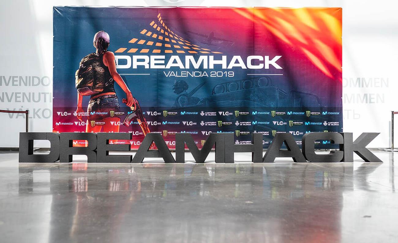 El décimo aniversario de DreamHack Valencia solo se puede calificar de una manera: espectacular