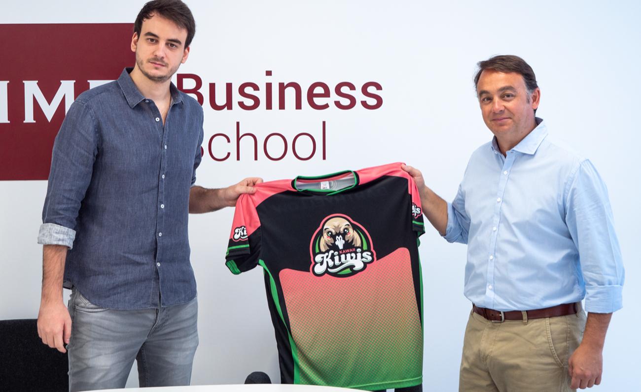 IMF Business School hace su entrada en los esports como patrocinador oficial de Kawaii Kiwis