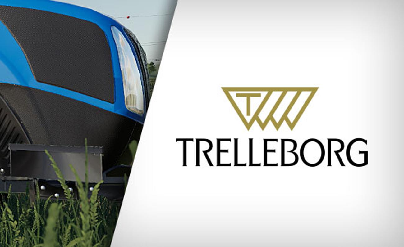 Trelleborg Wheel Systems, otra compañía con su propio equipo de Farming Simulator League