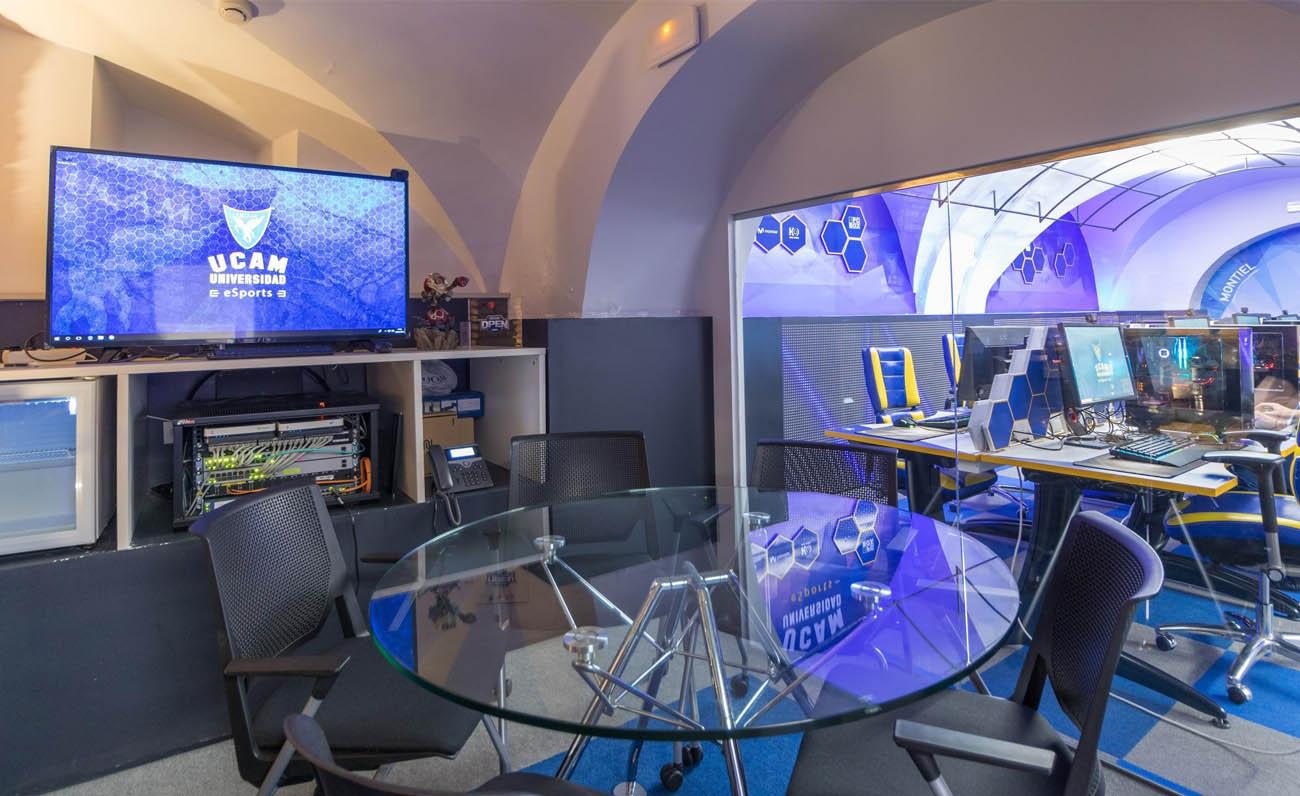 La UCAM, sede del equipo de League of Legends de S2V tras el acuerdo de colaboración firmado
