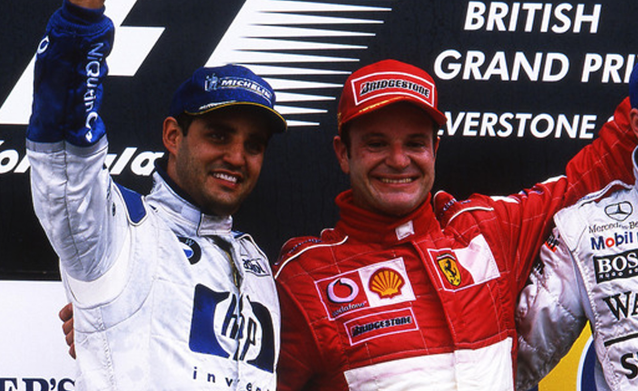 Millennial Esports Barrichello Montoya