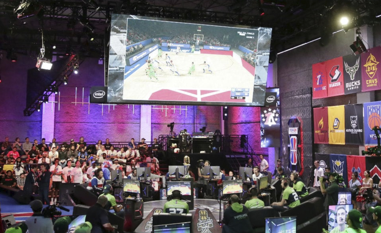 NBA 2K League FINAL 2019