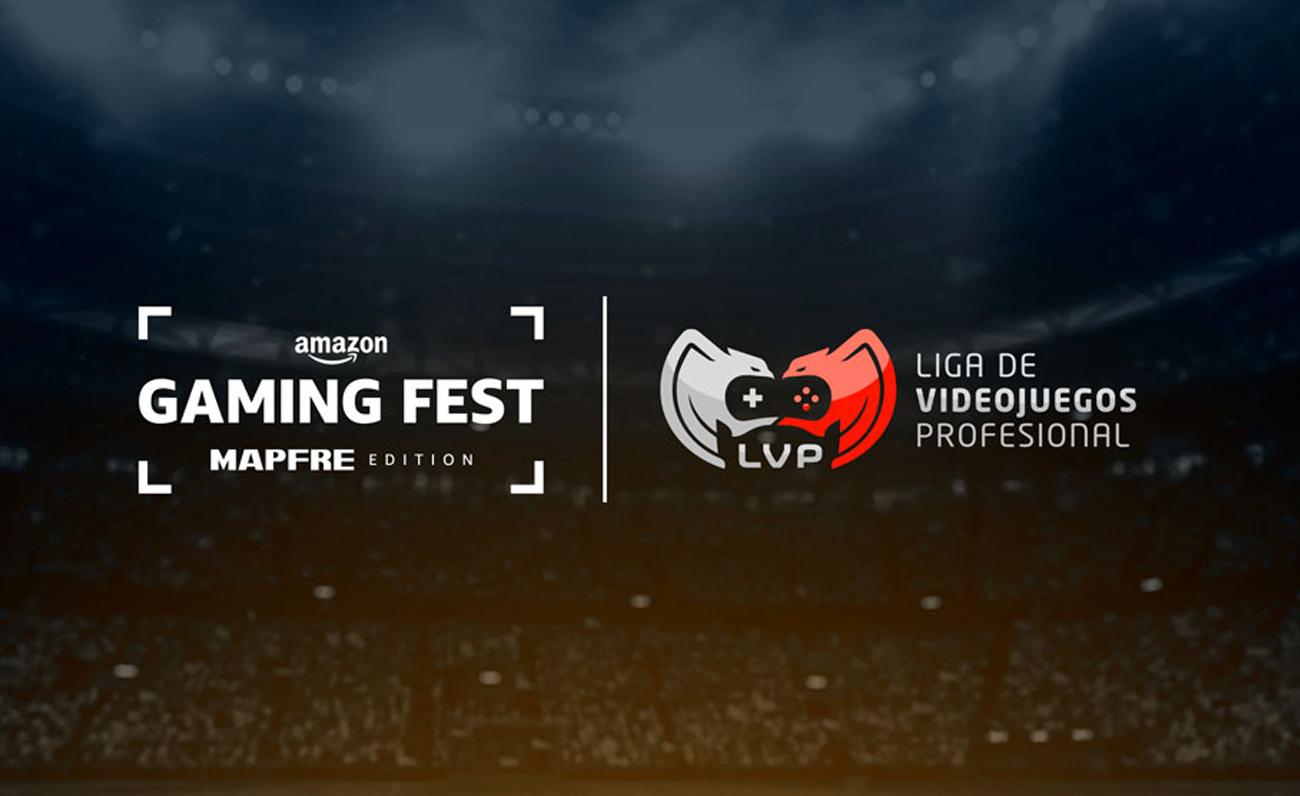 Amazon Gaming Fest MAPFRE Edition