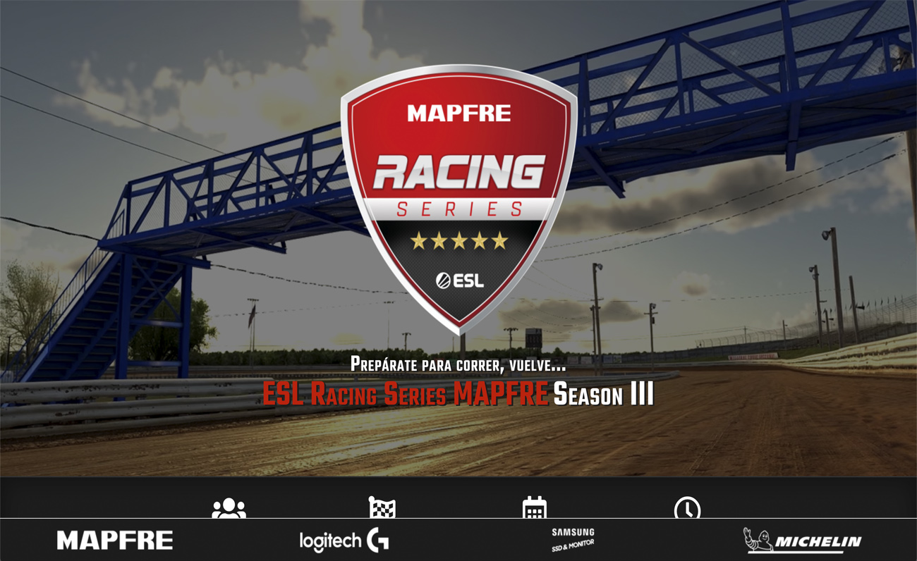 ESL Racing Series MAPFRE Season III