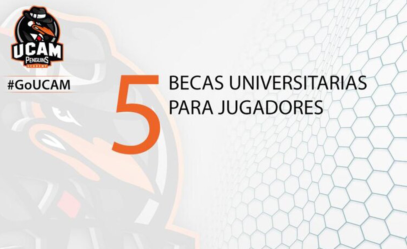 UCAM Penguins becas